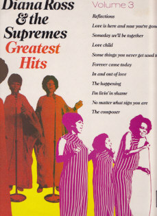 Diana Ross & The Supremes Greatest Hits VOL.3