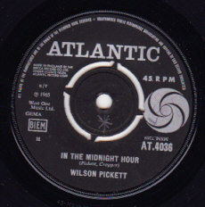 In The Midnight Hour / I'm not tired
