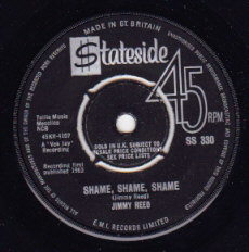 Shame Shame Shame / Let's get together