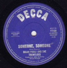 Someone Someone / Till the end of time