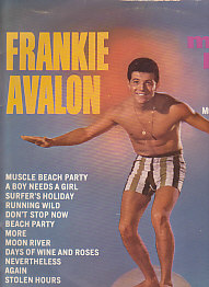 Muscle Beach Party And Other Movie Songs