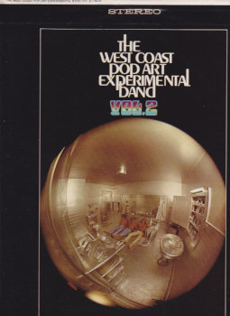 West Coast Pop Art Experimental Band Volume Two