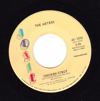Chicken Strut / Hey Last Minute