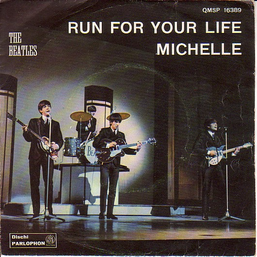 Run for your life / Michelle