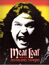 Meat Loaf and the Neverland Express Tour Program