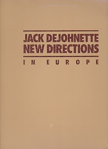 New Directions In Europe