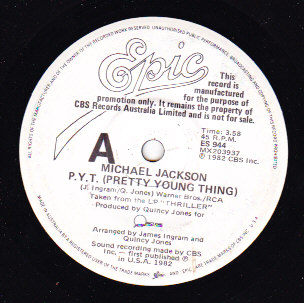 PYT Pretty Young Thing / Working day and night PROMO