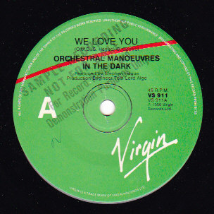 We love you / We Love You Dub PROMO