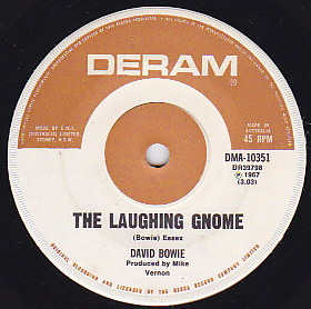 Laughing Gnome / The gospel according to Tony Day