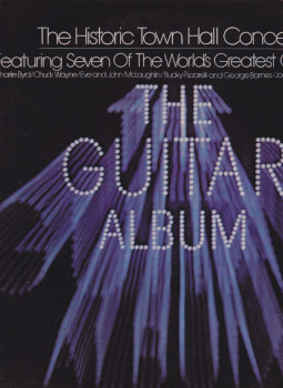 The Guitar Album  - Historic Town Hall Concert