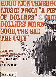 Music From A Fistful Of Dollars ETC