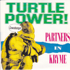 Turtle Power / Splinter's Tale 1 & Splinter's Tale 2