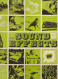 BBC Sound Effects No. 6