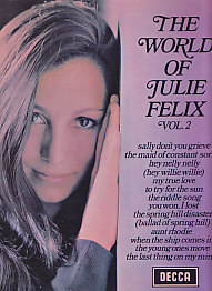 World of Julie Felix Vol.2