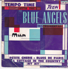 Tempo Time With The Blue Angels EP