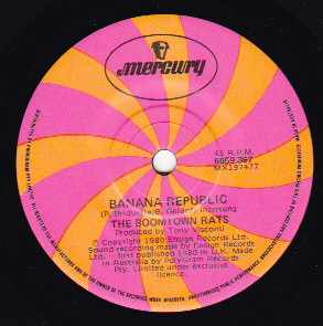 Banana Republic / Man at the top