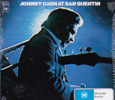Johnny Cash At San Quentin 2xCD & DVD