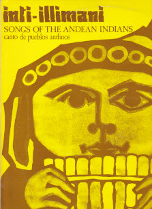 Songs Of The Andean Indians