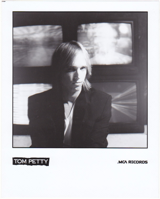 Tom Petty Publicity Press Photo