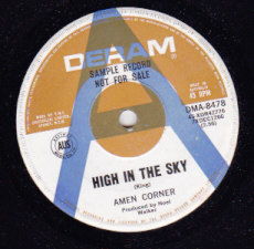 High in the sky / Run Run Run