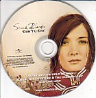 Don't U eva PROMO PICTURE CD