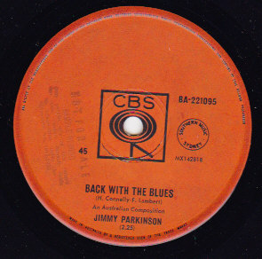 Back with the blues / You're out of my mind