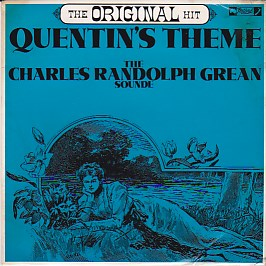 Quentin's Theme EP COVER ONLY