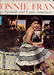 Connie Francis Sings Spanish and Latin American Favourites