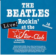 Rockin' At The Star Club 1962