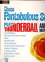 Play Thunderball and other big Movie Hits