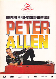 Premier Fun-Maker of The World TOUR PROGRAM