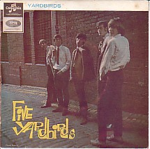 Five Yardbirds EP